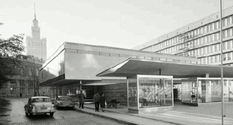 Kiedyś dziś - Warszawa