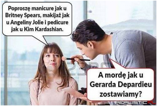Szczery do bólu ;)