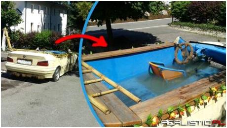 BMW - basen!