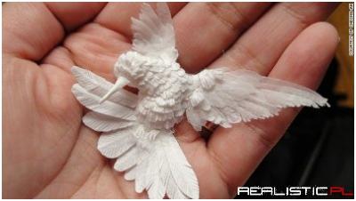 Papierowy koliber