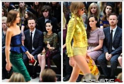 Aaron Paul nie kuma mody