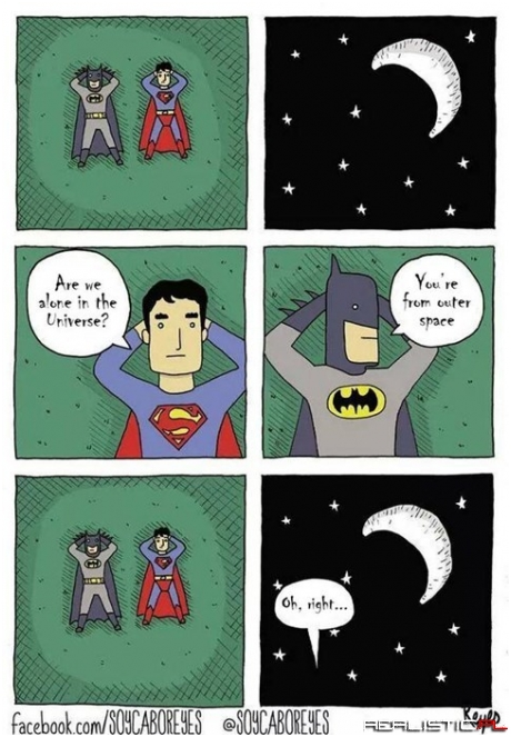 The Fault In Our Superman