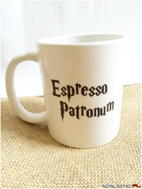 My Patronus is a Coffee Bean