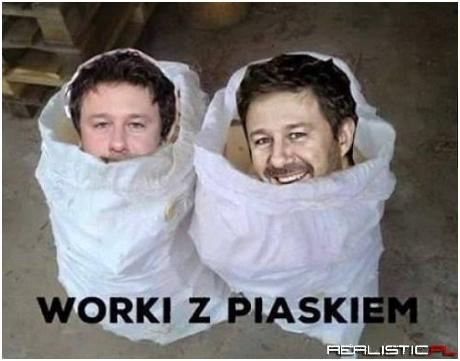 Worki z Piaskiem ;)