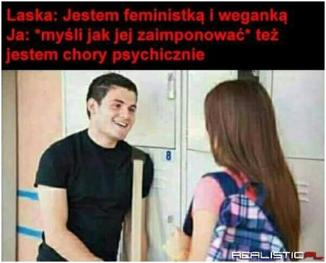 Chory psychicznie ;)