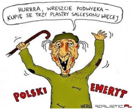 Polski emeryt