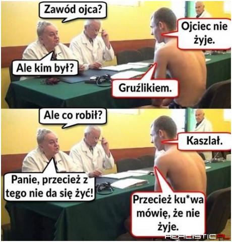 Komisja poborowa ;)