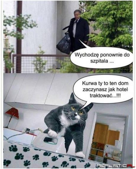 Taka sytuacja ;)