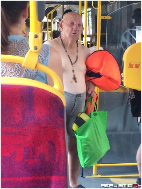 Tymczasem w autobusie :D