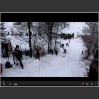 Nieoficjalny Amatorski Konkurs Skoków Narciarskich SPAD K20 w Głowience!