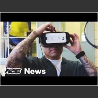 Osadzeni korzystają z VR, aby zyskać szansę wyjścia z więzienia